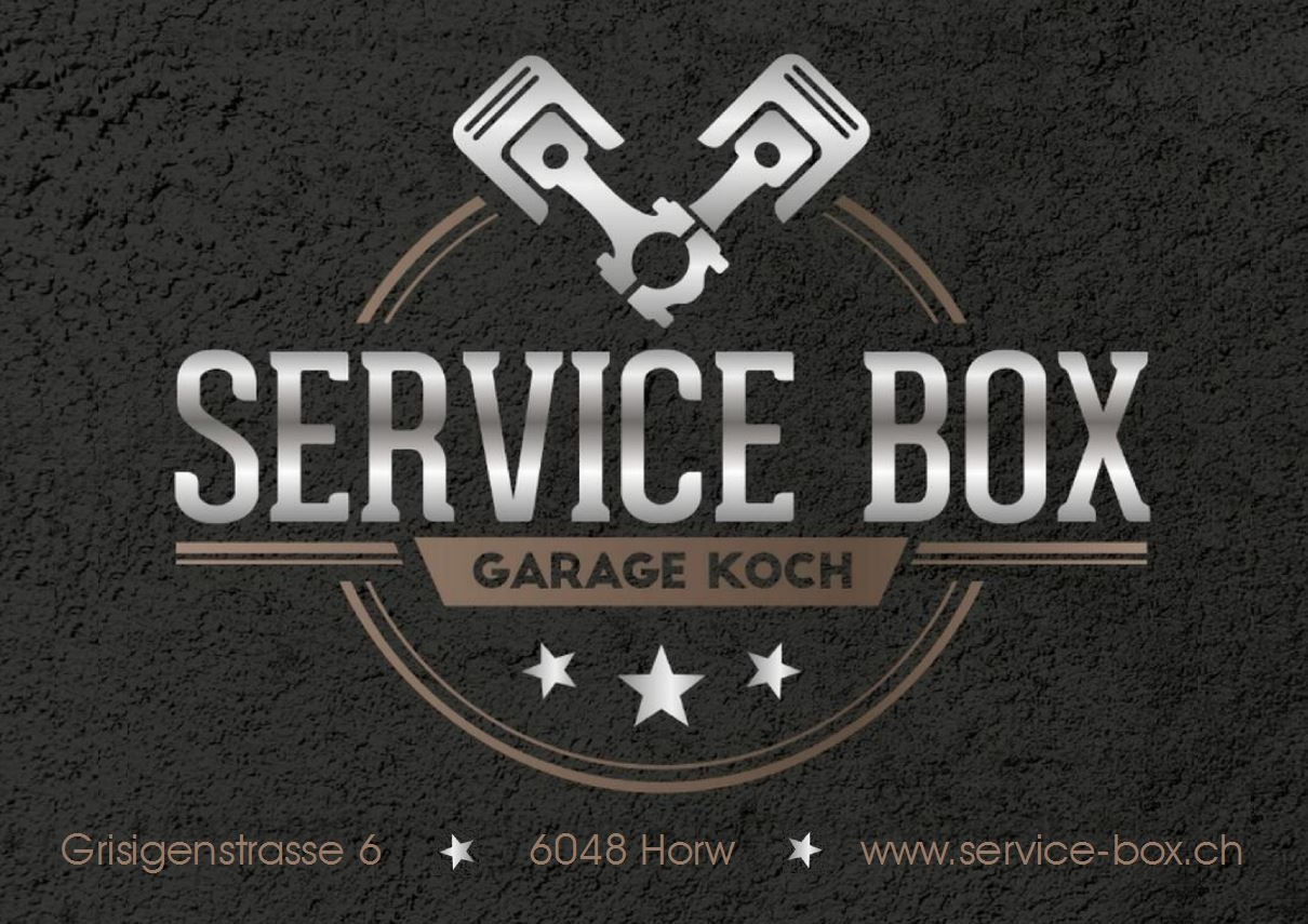 Service-Box Garage Koch