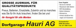 Dorfgarage Hauri AG